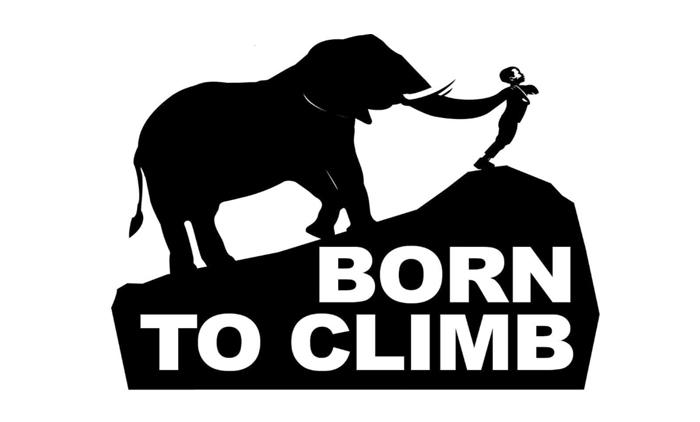 BORN TO.….. CLIMB?